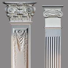 poliüretan pilaster sütun bailıkları fiyatları poliüretan kartonpiyer (10)